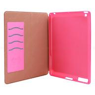 Bao Da Lishen Cho iPad 2 3 4 - Hàng Chính Hãng thumbnail