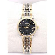 Đồng hồ Nữ Halei - HL561 Dây demi mặt đen thumbnail