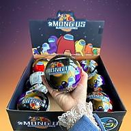 Đồ chơi trứng búp bê phi hành gia Among Us bất ngờ Suprising doll kèm phụ kiện (1 quả màu ngẫu nhiên) thumbnail