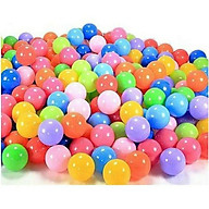 Bóng nhựa mềm 5.5cm (100 bóng,50 bóng,20 bóng) thumbnail