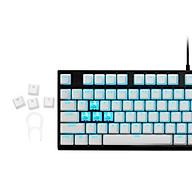 Keycap Corsair PBT Double-Shot PRO Arctis White - Hàng Chính Hãng thumbnail