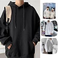 Áo hoodie Trơn Chống nắng Dành Cho Nam Cho Nữ Có 6 Màu Cho Cặp Đôi Unisex thumbnail