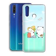Ốp lưng dẻo cho điện thoại Vivo Y12 - 01222 7880 LOVELY08 - Hàng Chính Hãng thumbnail