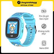 Đồng hồ định vị trẻ em Kidcare 08S - Hàng chính hãng thumbnail