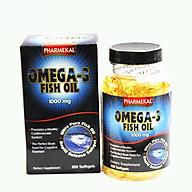 Viên Uống Dầu Cá Omega 3 Fish Oil Pharmekal - 100 Viên thumbnail