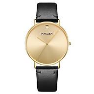 Đồng hồ Nữ Nakzen SL4105LBK-3 - Hàng chính hãng thumbnail