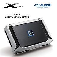 X-A90V Amply ô tô 4 kênh + 1 kênh chính hãng Alpine thumbnail