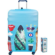 Túi Bọc Vali Hình London Loqi (58 x 65 cm) thumbnail