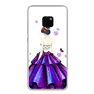 Ốp lưng dẻo cho Huawei Mate 20 - 0100 GIRL06 - Hàng Chính Hãng thumbnail