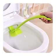 Chổi Cọ Toilet, Nhà Vệ Sinh Hai Đầu Tiện Lợi - CH42 (Giao ngẫu nhiên mẫu) thumbnail