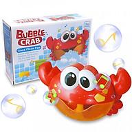 Đồ Chơi Cua Tạo Bọt Xà Bông Cho Bé Crab Bubble Blower thumbnail
