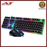 Bộ bàn phím và chuột G21B chuyên Game Led 7 màu thumbnail
