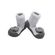 Giày tập đi Attipas Ribbon - Gray AT004 thumbnail