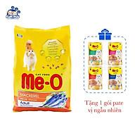 Thức ăn cho Mèo trưởng thành Me-o 1.2kg - Tặng gói thức ăn Mèo Me-O Deli 70g (Vị ngẫu nhiên) thumbnail