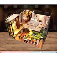 Tự Làm Với Ngôi Nhà Biệt Thự Sáng Tạo DIY Dễ Dàng Lắp Ghép thumbnail