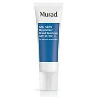 [HSD-T9-2021] - Kem dưỡng & chống nắng cho da lão hoá Murad ANTI-AGING MOISTURIZER BROAD SPECTRUM SPF 30 PA+++ 50ml thumbnail