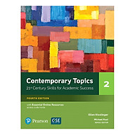 Contemporary Topics 2 With Essential Online Resources (4Th Edition) thumbnail