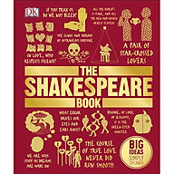 DK The Shakespeare Book (Series Big Ideas Simply Explained) thumbnail