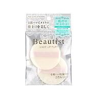 Bông Phấn Trang Điểm Nhật Bản Mềm Mịn, Bám Tốt Ishihara Beautist (2 miếng) thumbnail