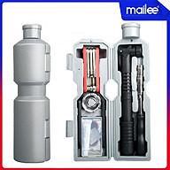 Bộ Dụng Cụ Sửa Chữa Xe Đạp Di Động Bơm Lốp Đa Năng Mini Và Vá Săm Xe Đạp Gắn Sườn Xe (Dạng Bình Nước) MaiLee thumbnail