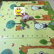 Thảm Chơi Xếp Hình 2 Mặt Cho Bé chống nước (1m8 x 2m) thumbnail