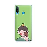 Ốp lưng dẻo cho điện thoại Huawei P30 Lite - 01203 7898 BOY01 - in hình chibi dễ thương - Hàng Chính Hãng thumbnail