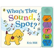 What s That Sound, Spot thumbnail
