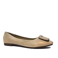 Giày búp bê nữ ngoại cỡ - big size Thái Lan mũi thon vuông đi bộ siêu mềm siêu êm chân Babeau63030 thumbnail