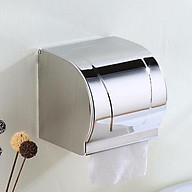 Hộp đựng giấy vệ sinh Inox 304 Cao Cấp H801 thumbnail