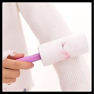 Cây lăn lông chó mèo, lăn bụi đồ dùng siêu sạch hình cute dễ thương sử dụng nhiều lần tiện lợi thumbnail