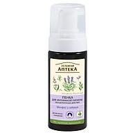 Dung dịch vệ sinh phụ nữ tạo bọt cây xô thơm và lavender Zelenaya Apteka 150ml thumbnail