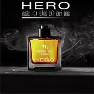 Nước Hoa Nam Hero Hương Thị Đẳng Cấp Quý Ông 50ml thumbnail
