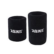 Cuốn cổ tay chơi thể thao Aolikes AL0235 - 8cm (1 đôi) thumbnail