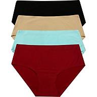 Bộ 4 quần lót đúc su HLPT40 (Freesize) thumbnail