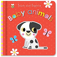 Touch And Explore Baby Animals thumbnail