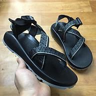 Giày Sandal Nam Quai Chéo Mã D54 Ảnh Thật thumbnail