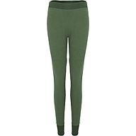 Quần Legging Nữ_Yvette LIBBY N guyen Paris_YVETTE COOL WB1 _Màu Xanh rêu (Greenery)_Cotton Mélange hữu cơ (Organic) thumbnail