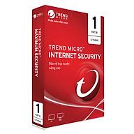 Trend Micro Internet Security - 1PC 1 year- Hàng chính hãng thumbnail