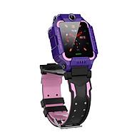Đồng hồ điện thoại trẻ em thông minh Q19 định vị GPS điện thoại di động SOS 1.44 inch màn hình màu cảm ứng đồng hồ thẻ sim chống nước có Camera thumbnail