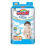 Tã Dán Goo.n Premium Gói Cực Đại L50 (50 Miếng) thumbnail