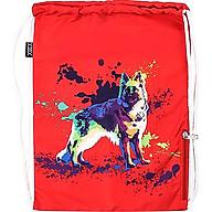 Túi Dây Rút XOX Backpack German Shepherd Red thumbnail