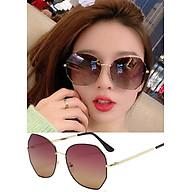 Kính mát nữ K05 Kiểu dáng thanh lịch cùng thiết kế phối màu trẻ trung , bảo vệ mắt khỏi ánh sáng trực tiếp chống tia UV thumbnail