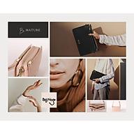 Túi thời trang nữ - túi đeo chéo nữ - Túi công sở siêu sang - Màu đen - Túi đẹp thumbnail