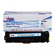 Hộp mực Thuận Phong 305A dùng cho máy in màu HP LJ PRO 300 400 CP2025 Canon LBP 7200C MF8330C - Hàng Chính Hãng thumbnail