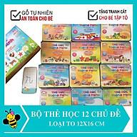 Thẻ học thông minh song ngữ Thẻ Học Thông Minh Song Ngữ Anh-Việt thumbnail