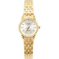 Đồng hồ Nữ Halei cao cấp - HL502 Dây vàng thumbnail