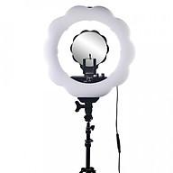 Đèn Led Ring Light Hình Hoa MD107B 2300-7500K Màu Đen 18 inch thumbnail