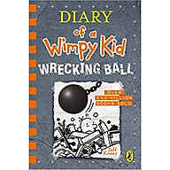 Diary of a Wimpy Kid 14 Wrecking Ball (Hardcover) thumbnail