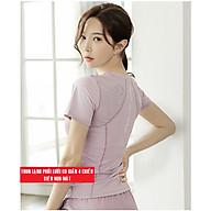 (HÀNG XỊN) Quần áo thể thao_thun lạnh phối lưới siêu mịn mát_Quần áo tập gym, chạy bộ, du lịch thumbnail