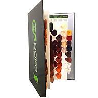 Bảng màu thuốc nhuộm tóc chuyên nghiệp cho Salon Hair Color Chart thumbnail